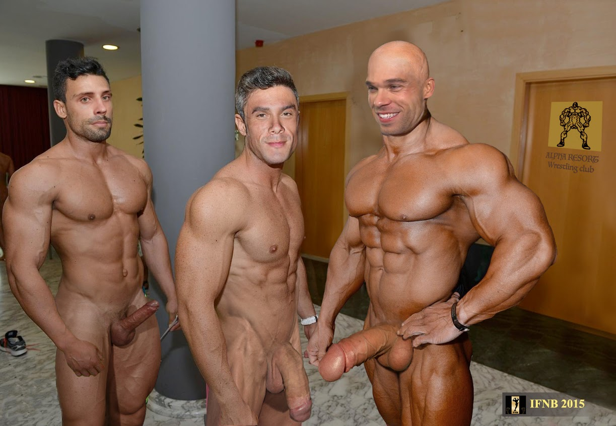 Gay Massive Muscle 50