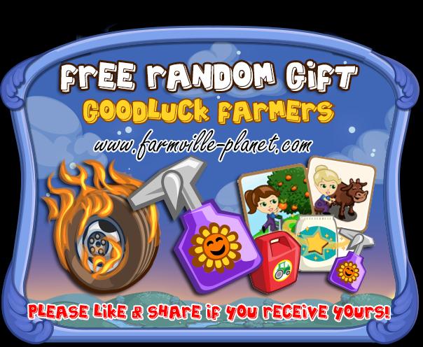 FarmVille Free Random Gift