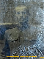 Odiel Naessens als soldaat