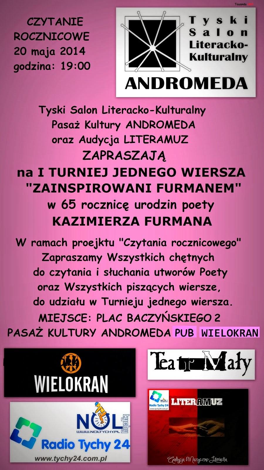 II Czytanie rocznicowe poezja K. Furmana