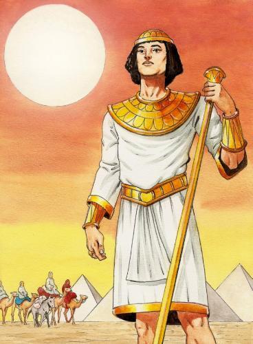 ATENÇÃO! NÃO USE MAL A HISTÓRIA DE JOSÉ DO EGITO