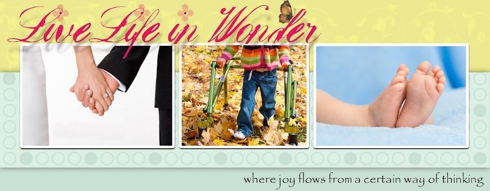 Live Life In Wonder