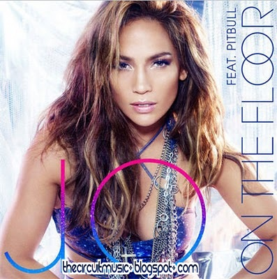 jennifer lopez on the floor cover. jennifer lopez on floor album