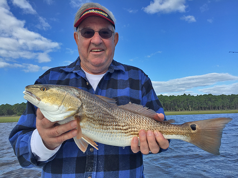 St augustine palm coast fishing report october for St augustine fishing spots