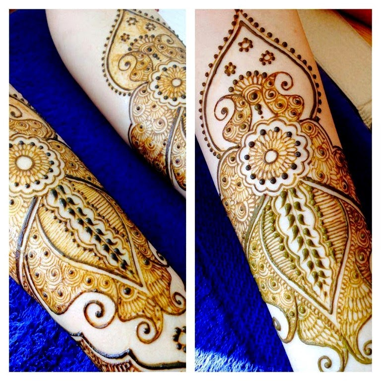 Latest Indian Mehndi Designs Collection