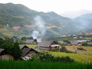 Ban Ho village 1