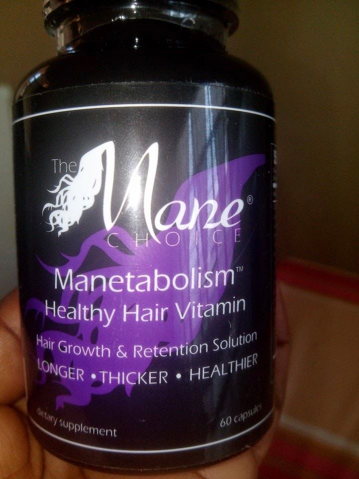 manetabolism hair vitamins