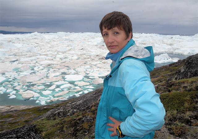 Sônia Bridi lançou o livro Diário do Clima