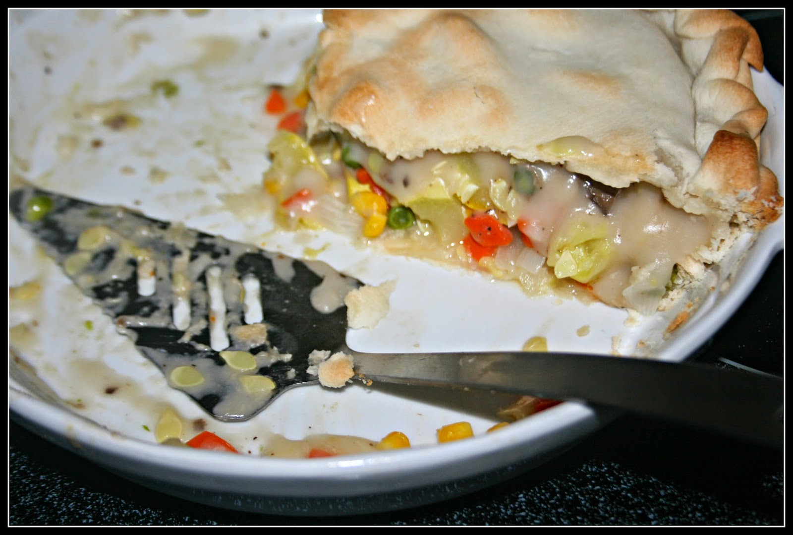 Two Bears Farm And The Three Cubs Easy Peasy Summer Squash Pot Pie - Baeras-con-pies