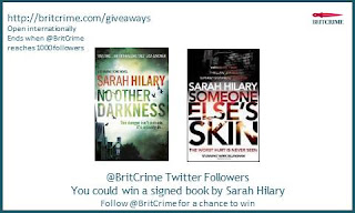 Sarah Hilary's books