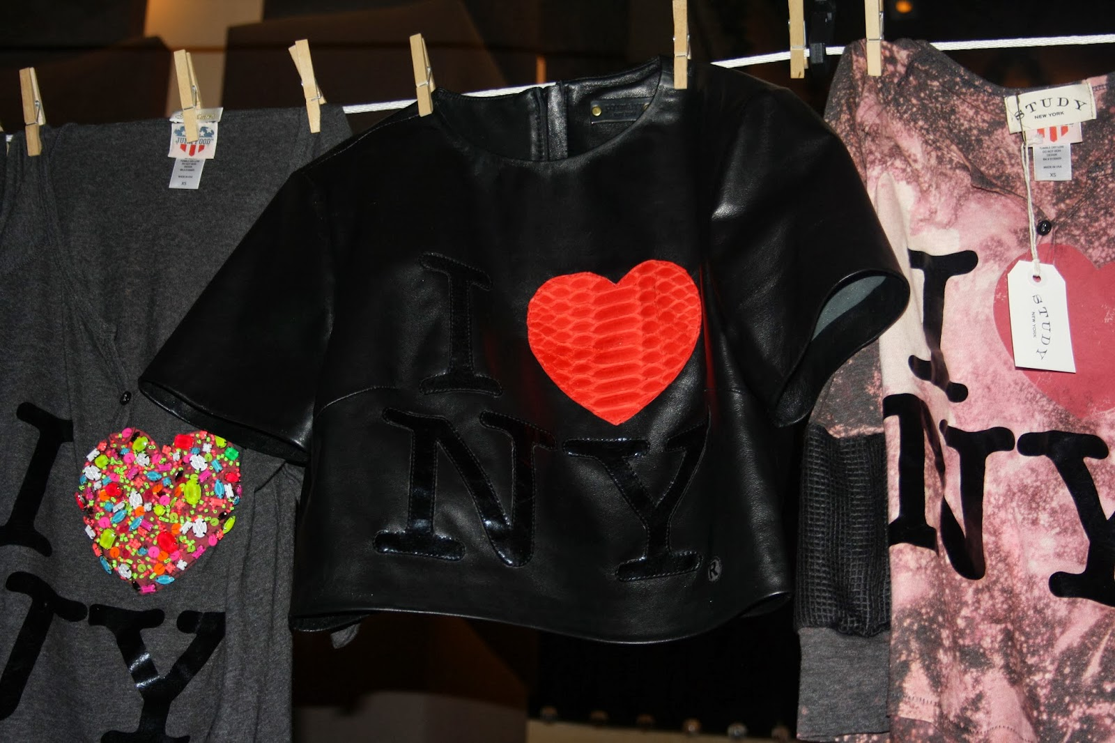 "Century 21 and Top NYC Designers Unveil ""I LOVE NY"" Project for Save the Garment Center"