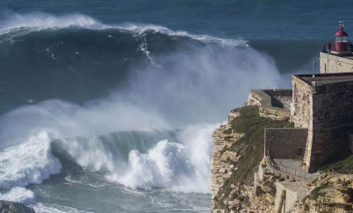 McNamara - maior onda do mundo