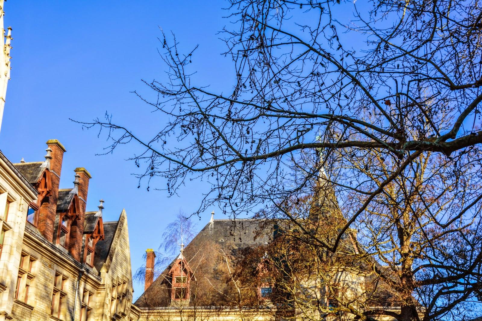 architecture de bourges