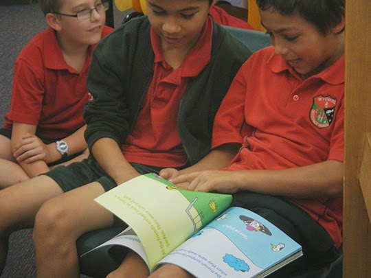 the happiest kids on the planet are reading picture books
