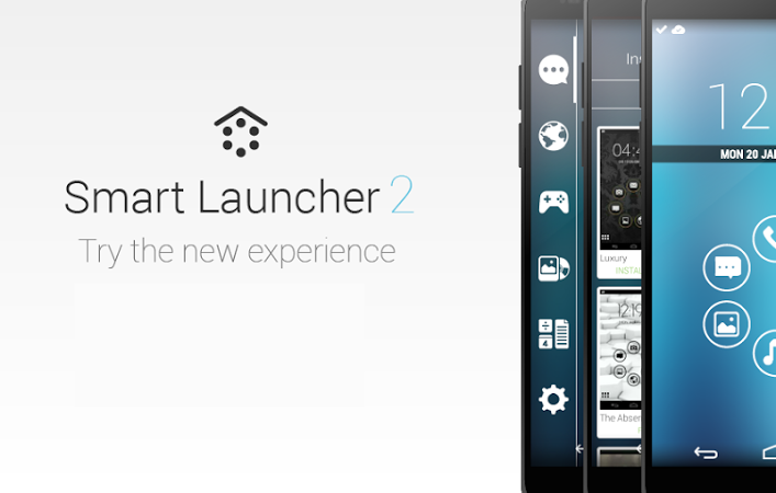 Download Smart Launcher Pro 2.10 APK Free For Android