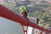 Cables Golden Gate