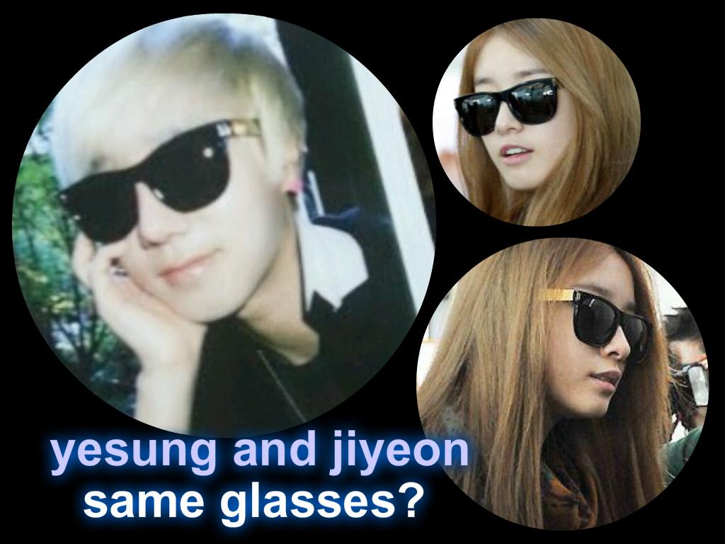 Yesung jiyeon dating allkpop
