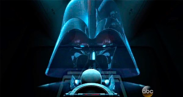 Darth Vader en Star Wars Rebels
