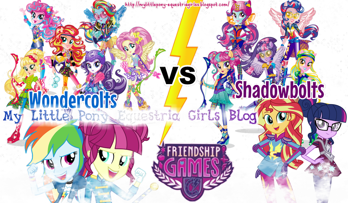 My Little Pony Equestria Girls Blog