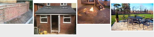 JC Builders - Brickwork and Patios throughout High Wycombe and all of Buckinghamshire
