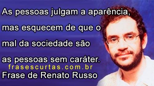 Frases De Renato Russo Frases Curtas