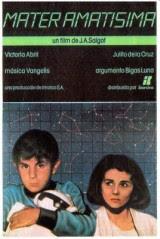 Mater amatísima (1980) Drama de José Antonio Salgot