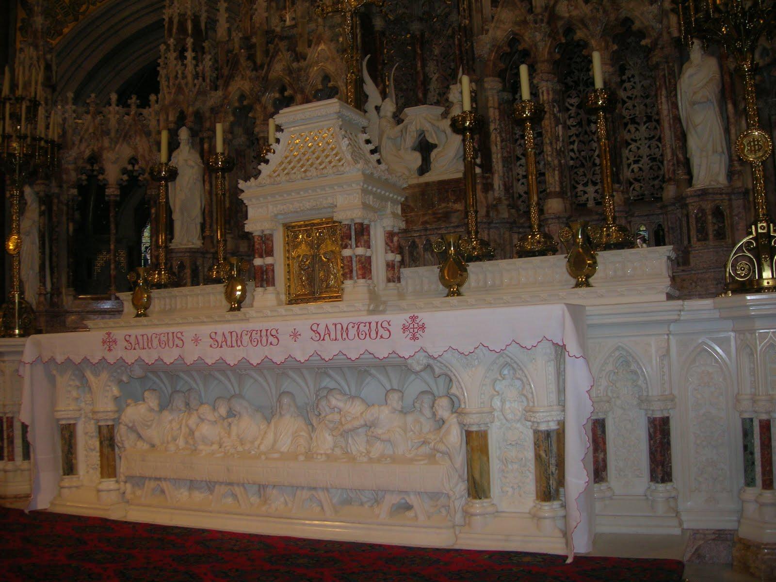HIgh Altar Maynooth