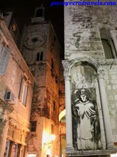 Split Croacia, visita al Palacio de Diocleciano
