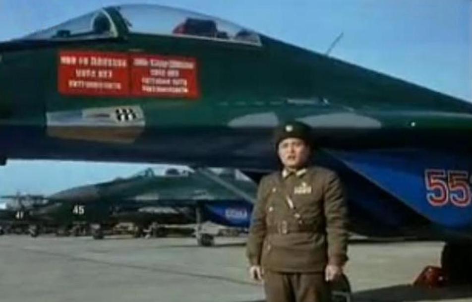 Corea - Corea del Norte Supreme+Leader+of+North+Korea+Kim+Jong-un+Kim+Jong-eun+or+Kim+Jung-eunWPK+Central+Military+Commission%252C+vice+chairman+north++Korea+air+force+1017+Force+MiG-29+fighter.+Force+fighter+flight+demonstration++MiG-29+%25287%2529