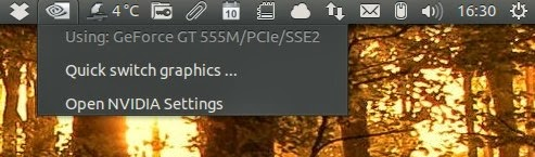 Nvidia Prime Indicator