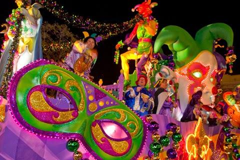 Mardi Gras em Orlando 2015