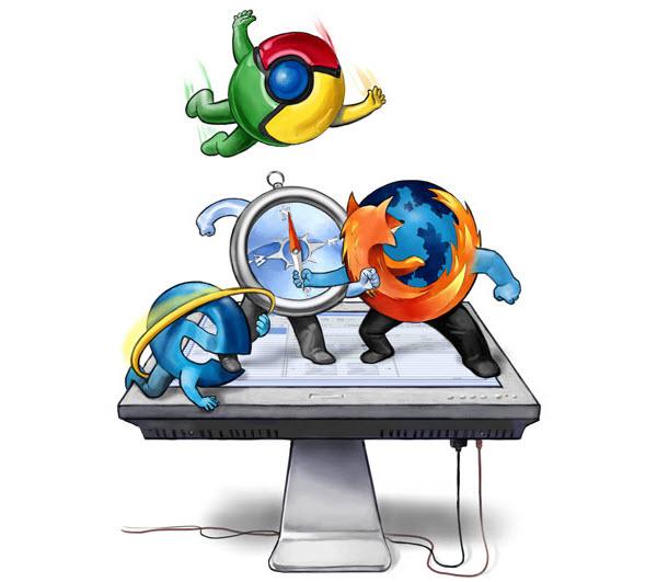 Razones por las que no debes abrir demasiadas pestañas en tu navegador