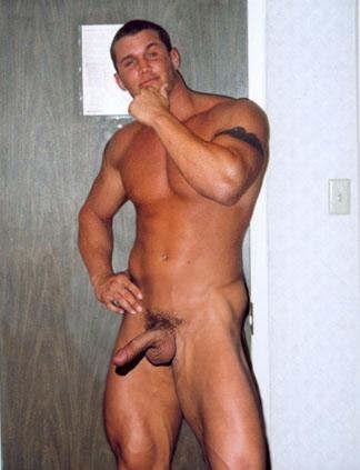 Some Randy Orton Fakes