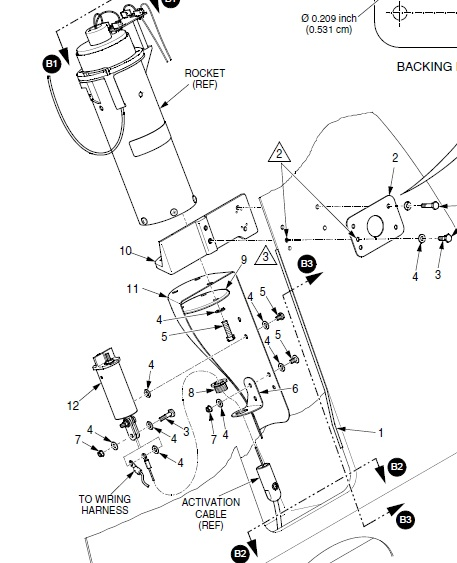 Rocket+Install+Exploded+View whelen 9000 light bar wiring diagram engine diagram and wiring whelen 295hf100 wiring diagram at crackthecode.co