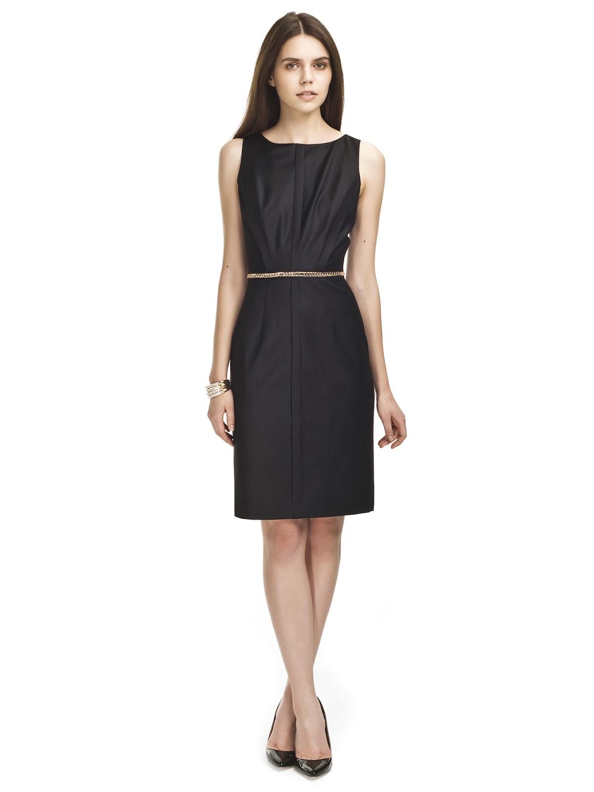 siyah kısa elbise , gizli fermuarlı elbise, kısa elbise, gece ...