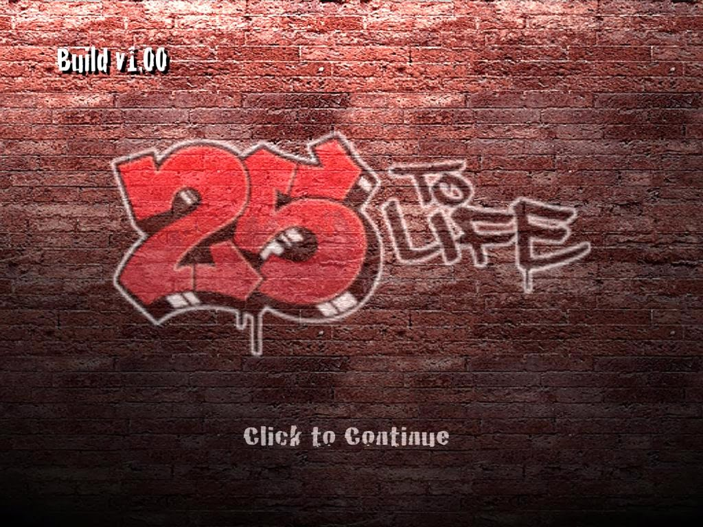 25 To Life PC Game