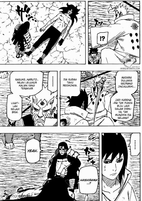 Naruto - Chapter:691 - Page:10