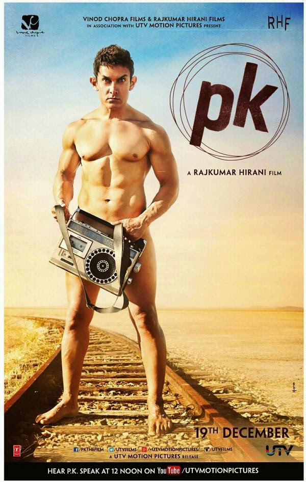 Aamir Khan's PK Advance Bookings Started In Full Swing