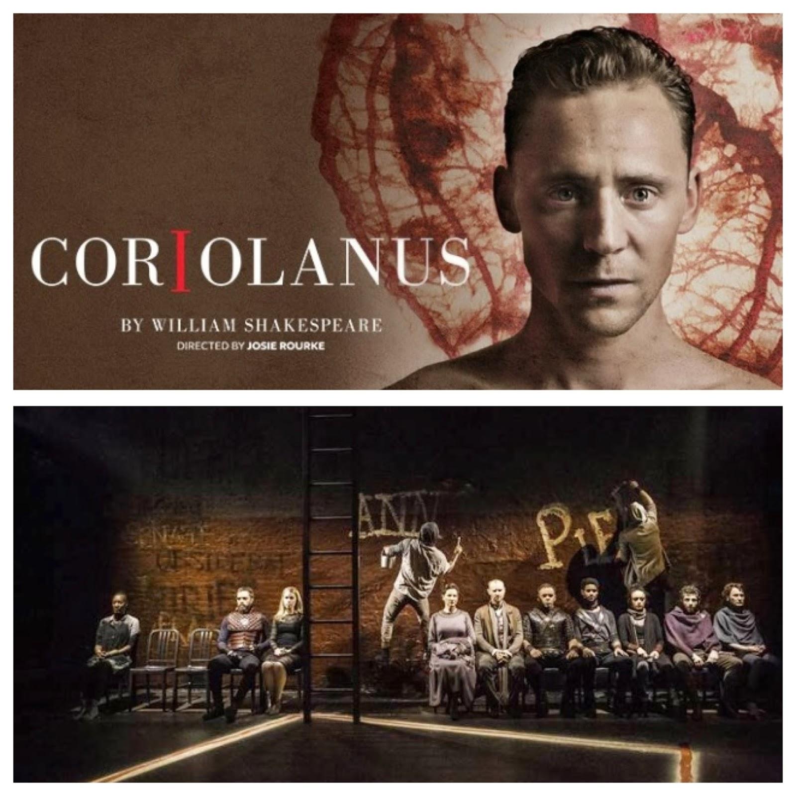 Coriolanus Shakespeare: Emma Forth: January 2014