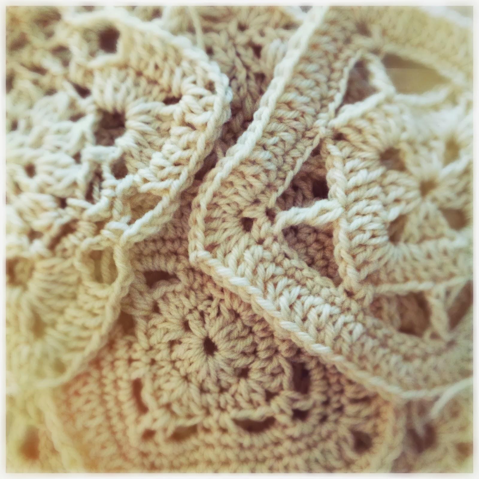 2012 work in progress coperta a uncinetto - Schemi piastrelle all uncinetto ...