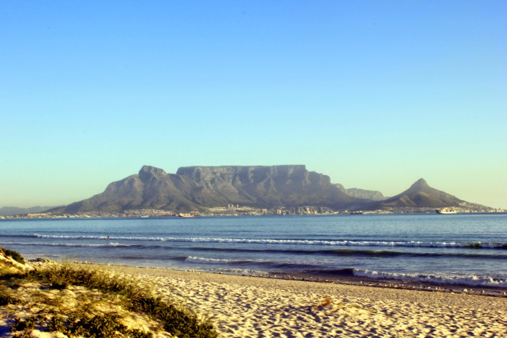 Table Mountain & Lion's Head