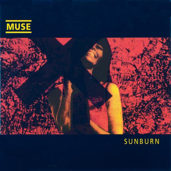Muse - Sunburn - EP Cover