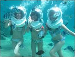 Sea Walker Tanjung Benoa Nusa Dua  | Tempat Wisata Bali Selatan