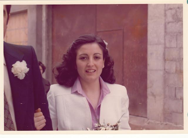 Segunda oportunidad para el traje de novia de mamá