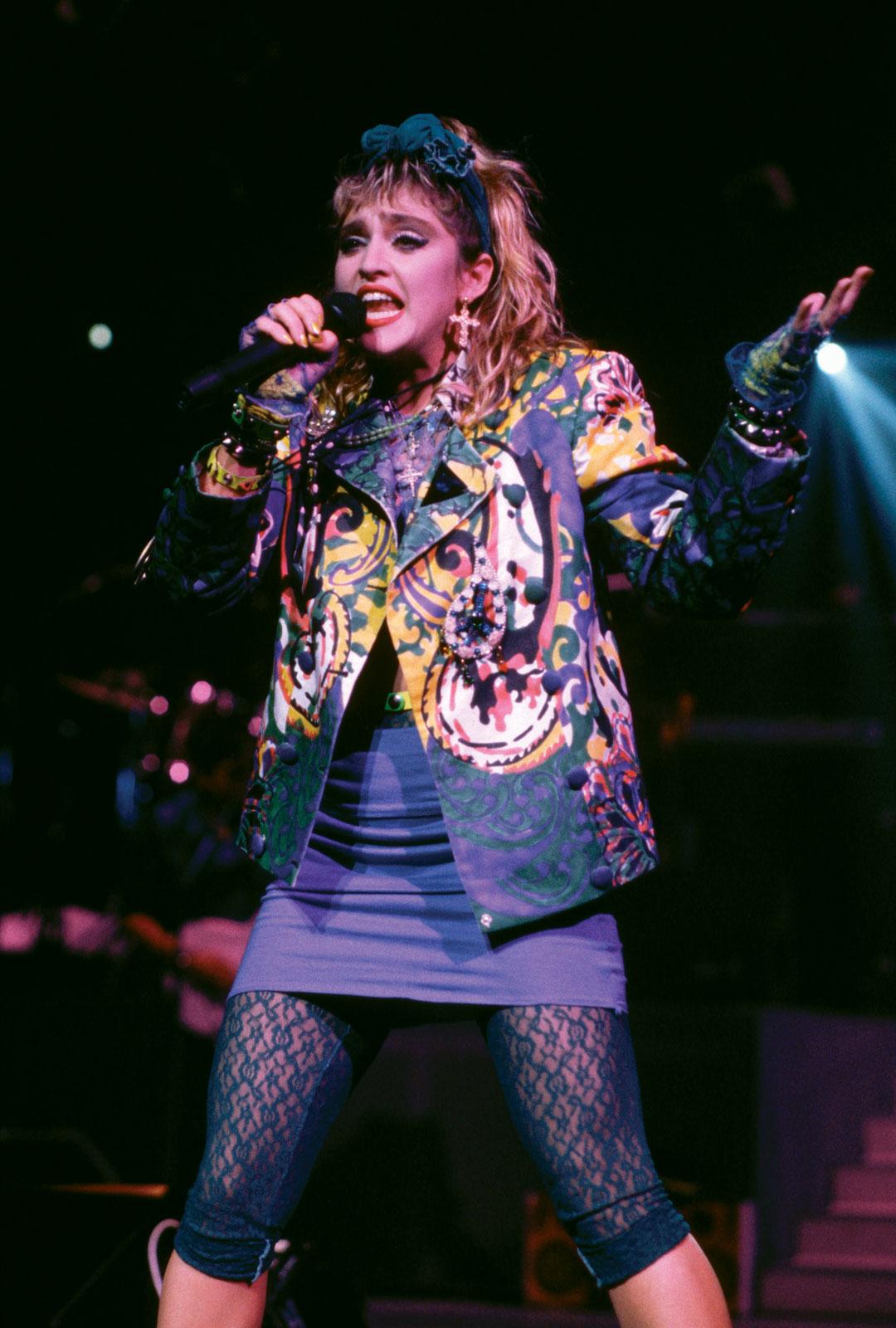 madonna 1985 virgin tour - photo #20