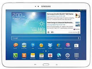 Gambar Samsung Galaxy Tab 3 10.1 Tablet Jelly Bean 3G