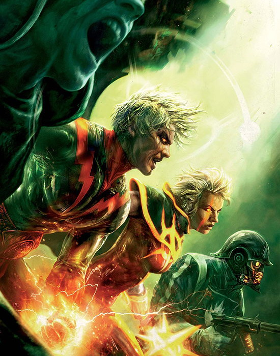 Phyla-Vell (Marvel Comics) Character Review - 3