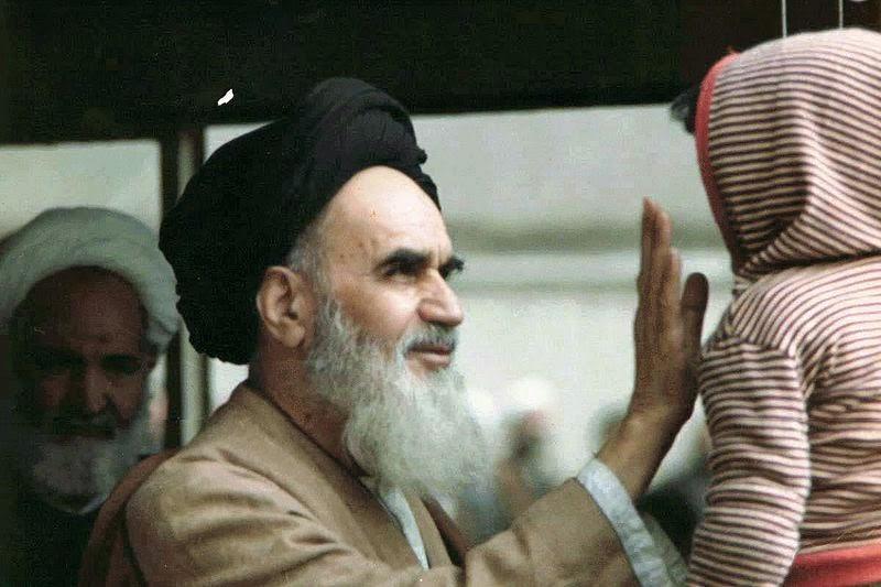 Khomeini Syiah Mutah Dengan Bayi