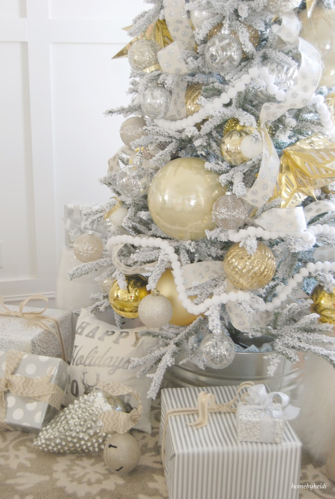 Home Depot Trees Christmas