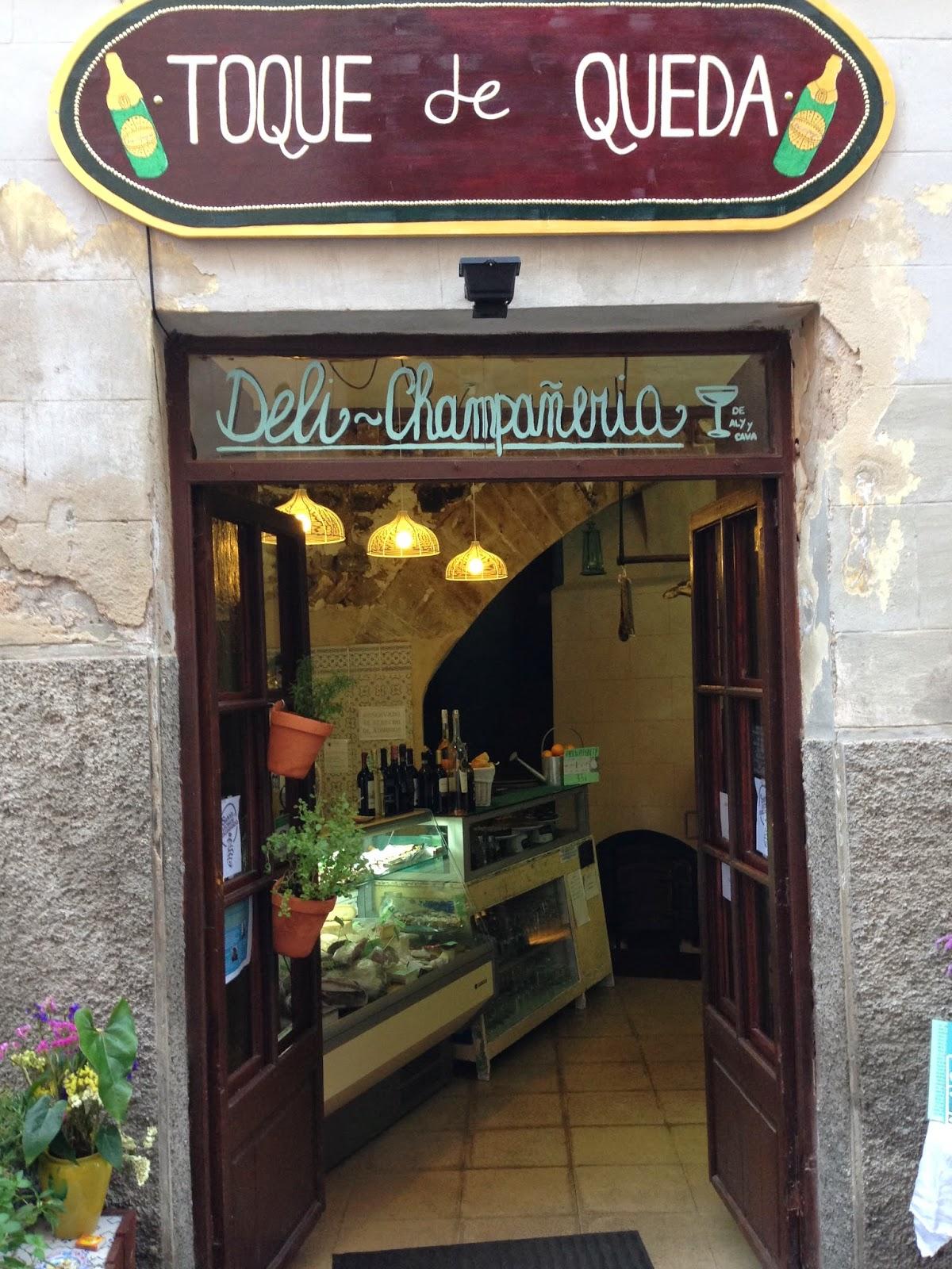 Un aperitivo italiano a Palma